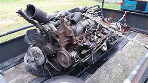 6 5 L Chevy Gmc Turbo Diesel Engine Complete W   4l80e Transmission
