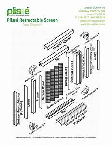Plisse Product Specifications