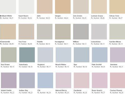ralph colors ralph soft paint colors 3401fashion trend