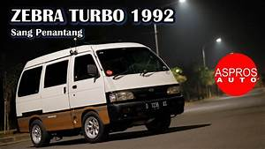 Full Review   Daihatsu Zebra 1 3 Turbo Tahun 1992 By