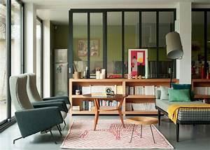 Salon Design Scandinave Nos Ides Dco Marie Claire Maison