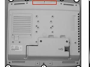 Ge Carescape R860 Display Unit Disassembly