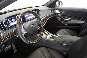 Mercedes Benz Classe S Berline : mercedes classe s 500 chevaux avec brabus luxe et concept ~ Maxctalentgroup.com Avis de Voitures