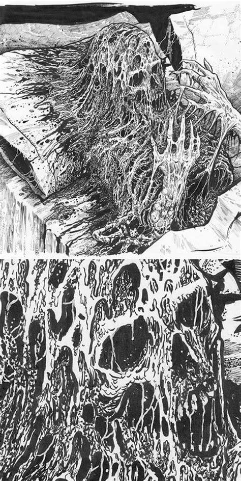Mark Riddick (RIDDICKART)   Scary art, Dark fantasy art