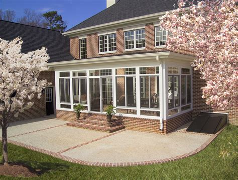 enclosed porch outside view many use sunrooms to