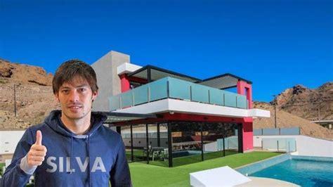 david casas david silva vende su villa de lujo de canarias por m 225 s de
