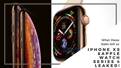 apple accidentally leaked the iphone xs and apple