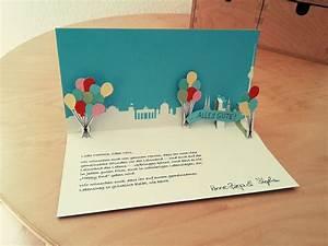 Pop Up Karte : pop up hochzeitskarte dinge aus dem leben ~ Markanthonyermac.com Haus und Dekorationen
