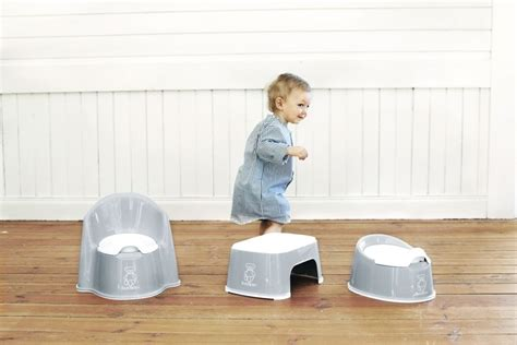 Babybjorn Potty Chair Gray by Babybjorn Potty Chair Gray Scandinavian Baby