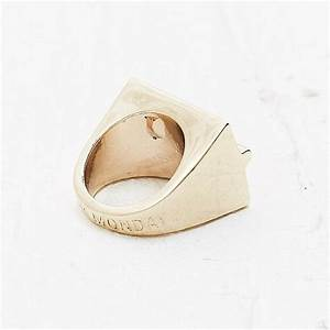 grosse bague doree cheap monday pickture With grosse bague