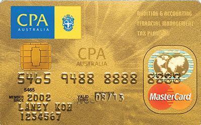 alliance bank cpa australia card  alliance bank