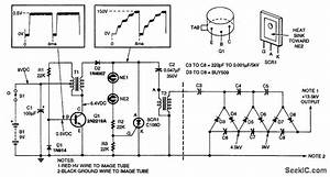 Night Vision Scope Power Supply