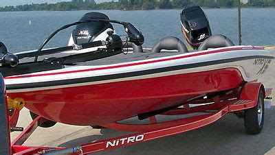 Nitro Boat Trailer Guides by Nitro Fishing Boat Boats For Sale