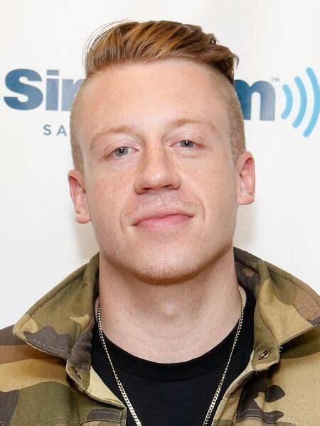 Ben Haggerty, known by his stage name Macklemore and ...