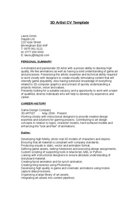 Simple Resume Exles by Simple Resume Exles For Teenagers 14509 Simple Resume E