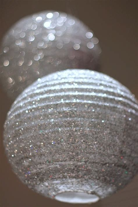 glitters diy christmas decor  sparkles