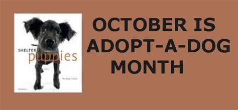 October Is  Ee  Adopt Ee   A  Ee  Dog Ee   Month Topeka Shawnee County Public Li Ry