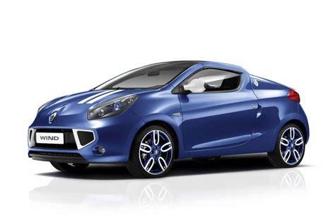 renault wind roadster    car review car