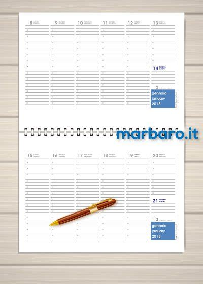 Agenda Da Scrivania by Agende Da Scrivania Wastepipes