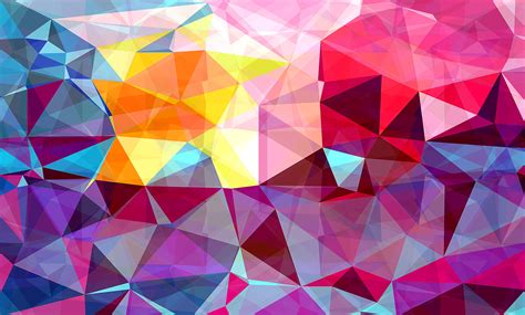 photo modern triangle abstract background abstract