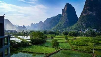 Yangshuo Zen Garden Resort Hotel China County