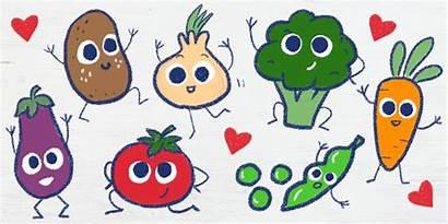 Eat Veggies Vegetables Westinghouse Ways Different Tell