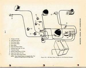 Farmall 400 12 Volt Wiring Diagram