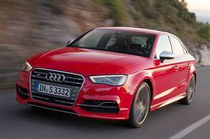 Audi S3 Saloon First Drive