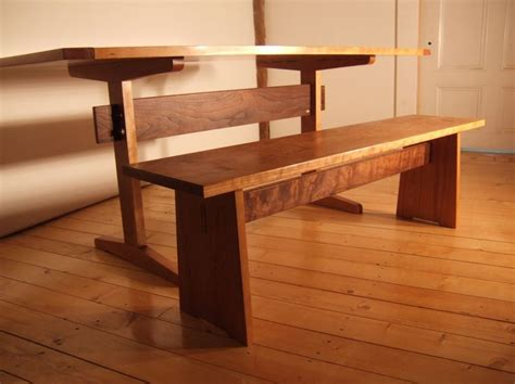 shaker trestle table plans woodworking projects plans