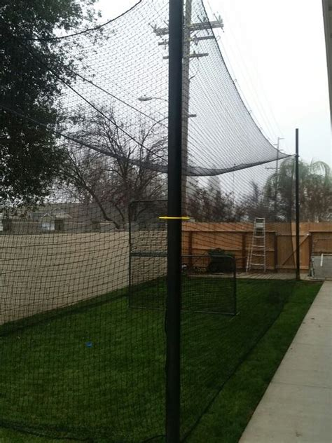 Batting Cage Backyard by The World S Catalog Of Ideas