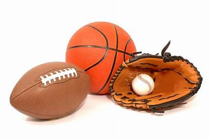 Basketball Football Clipart Baseball Sports Ball Knee