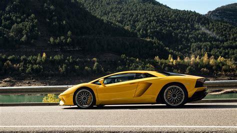 Lamborghini Aventador S Coupe Rent Dubai   Imperial ...