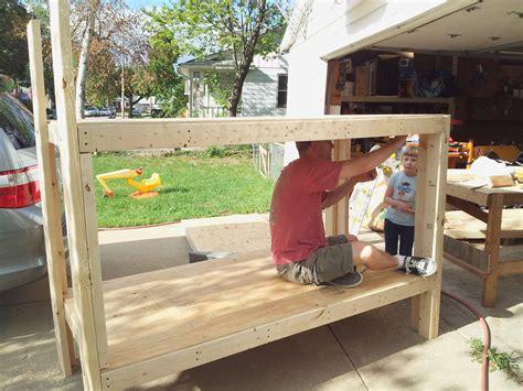built  bunk bed designs plans diy