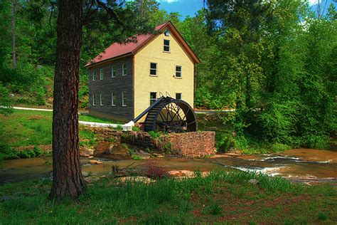 Sells Mill - Jackson Co. - Georgia