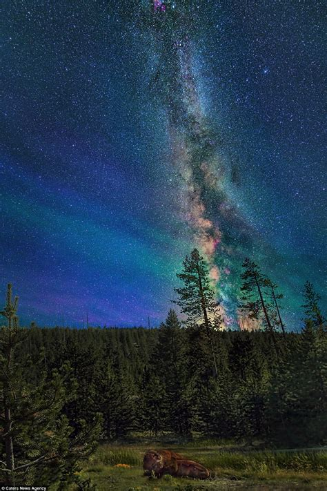 Photographer Dave Lane Captures Beauty Of Milky Way Above
