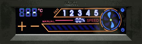 Nzxt Sentry Fan Controller Temperature Monitor