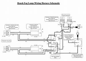 05f 250 Fog Light Wiring Diagram