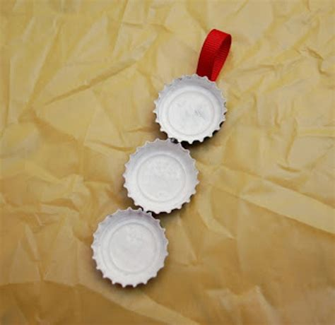 cool ornaments to make cool diy snowman christmas ornament to make with your kid kidsomania