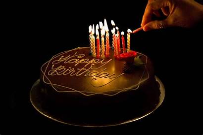 Birthday Wallpapers Happy Cake Candles