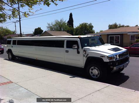 hummer limousine with 2008 hummer h2 limousine limo