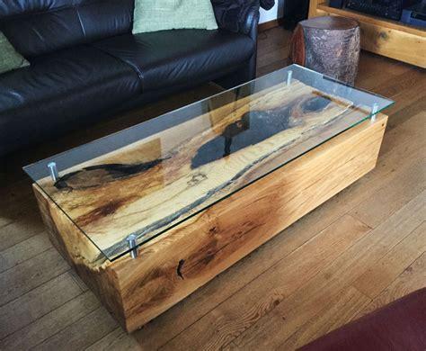 glasplatte tisch anfertigen eichentisch mit glasplatte holzpur stelen de holzstelen als wohnidee eiche buche kirsche