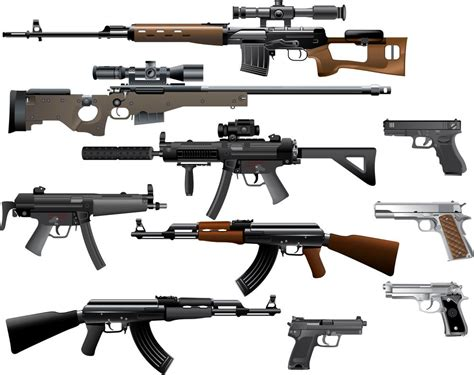 bigstock-Weapon-collection-25532642 | Michael McNeil