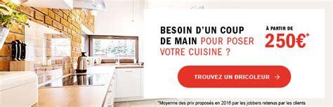 magasin cuisine toulon davaus cuisine blanche bricoman avec des idées