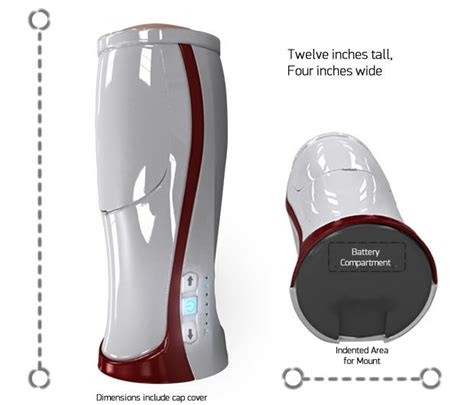 Ejaculator Hands Free Virtual Reality Male Sex Toy