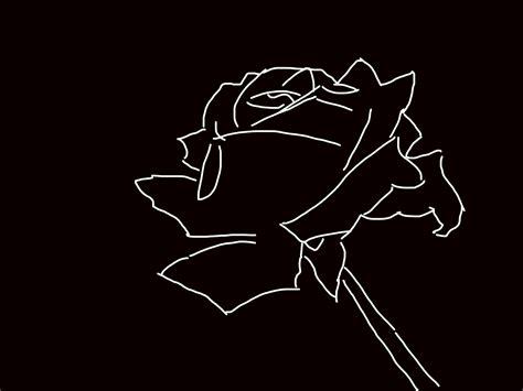 rose aesthetic drawing freetoedit kms