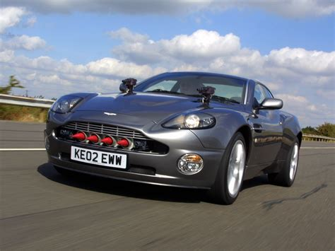 007 Car Wallpaper by Aston Martin V12 Vanquish Bond 007 Die Another Day