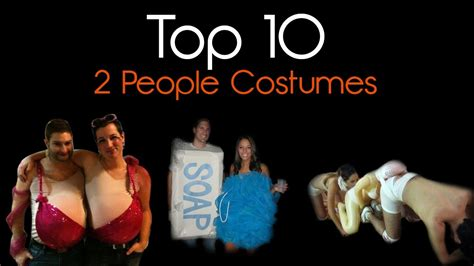 Top 10 Best Double Halloween Costumes Of All Time! Youtube