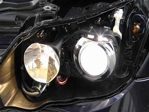 Headlight Wiring Outer Jacket Deteriorating