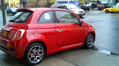 Fiat 500 Dealership by 2012 Sport Fiat 500 Meets Nyc Right Out Of The