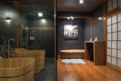 12 Japanese Style Bathroom Designs
